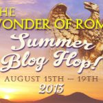 The Wonder of Rome Blog Hop!