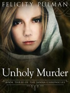 Janna-Chronicles-03-Unholy-Murder