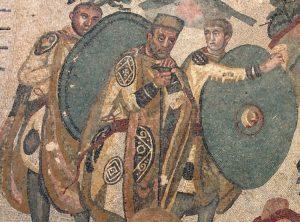 Piazza Armerina Mosaic