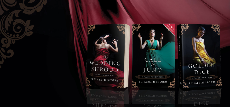 Elisabeth Storrs - Call to Juno Book Release