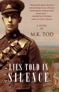 Lies Told in Silence by MK Tod