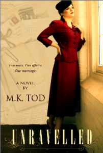 Unravelled by MK Tod