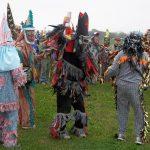 A Glimpse of History: Courir de Mardi Gras