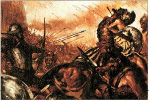 Death of Uriah