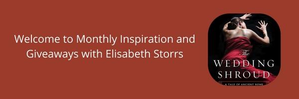 Elisabeth Storrs email newsletter