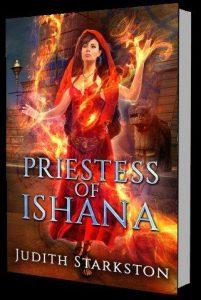 Priestess of Ishana cover